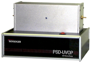 PSD-UVT Benchtop UV-Ozone Cleaner for Ultraviolet ozone treatment of AFM Probes and Semiconductor Applications
